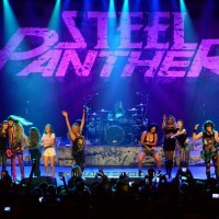 Steel Panther  Riverside Municipal Auditorium Riverside, CA 11/11/2016
