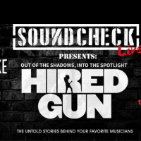 Hired Gun's Soundcheck Live Event to Feature Rudy Sarzo, Phil X, Jason Hook, Nita Strauss, Glen Sobel and More Lucky Strike 5/24/2017