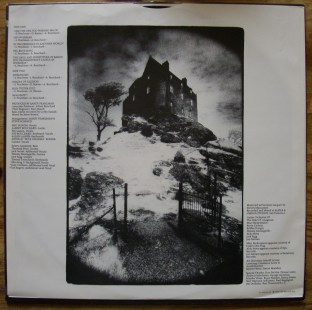 "Imaginos LP Inner - The ""Explanation"""