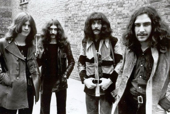 Facebook: Black Sabbath