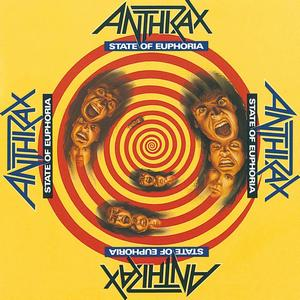 Anthrax - State Of Euphoria 30th Anniversary Deluxe Edition