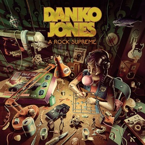 Danko Jones – A Rock Supreme