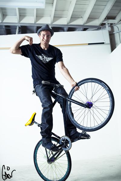Terror Boy Wheel Grab