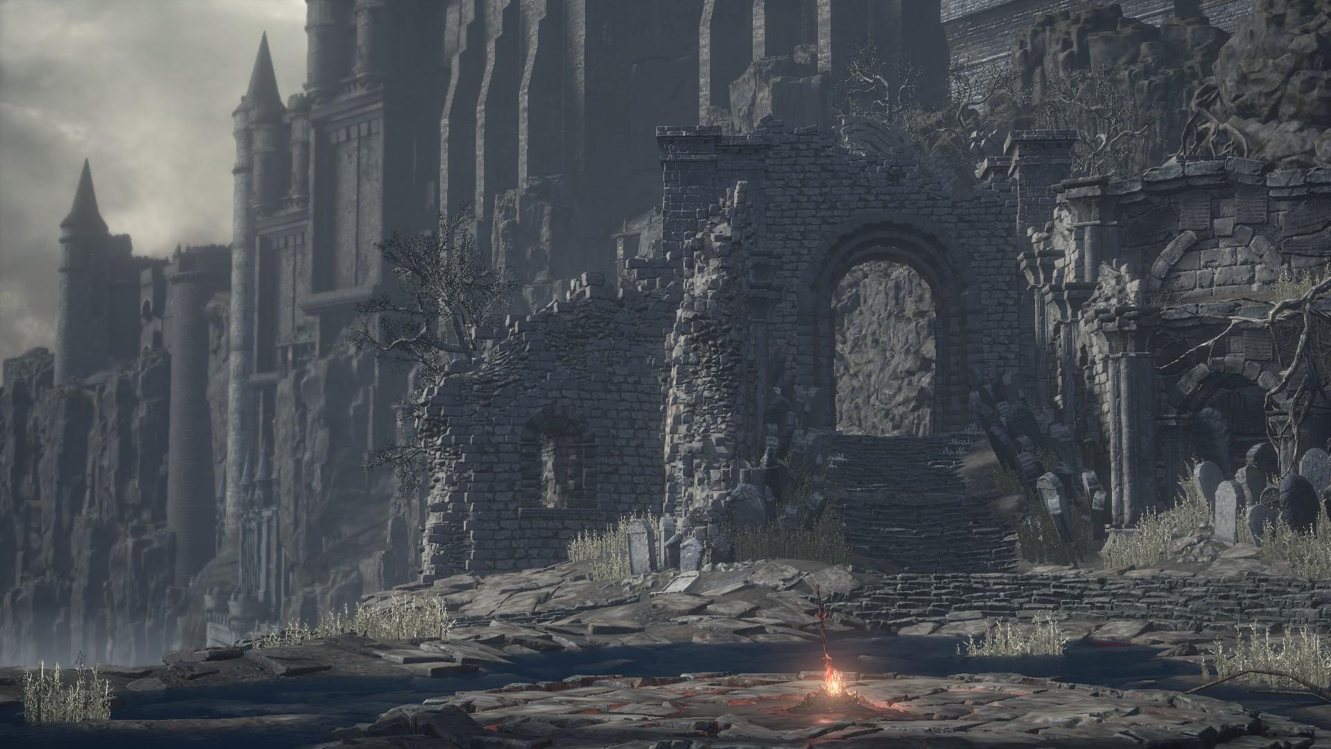 Dark Souls III: A Lesson In Immersive Worldbuilding