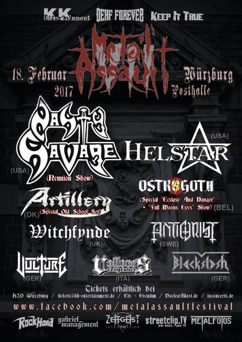 Metal Assault 2017