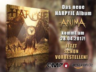 Harpyie - Anima Ankündigung