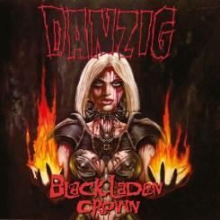 Danzig Black Laden Crown