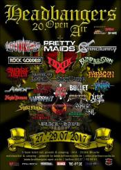 Headbanger's Open Air 2017