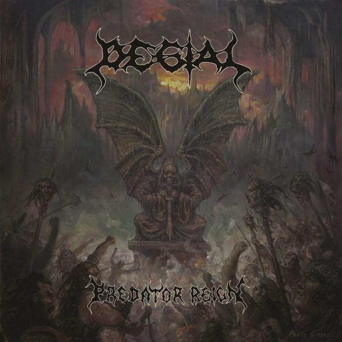 Degial - Predator Reign