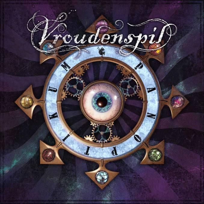 CD-Cover Vroudenspil Panoptikum