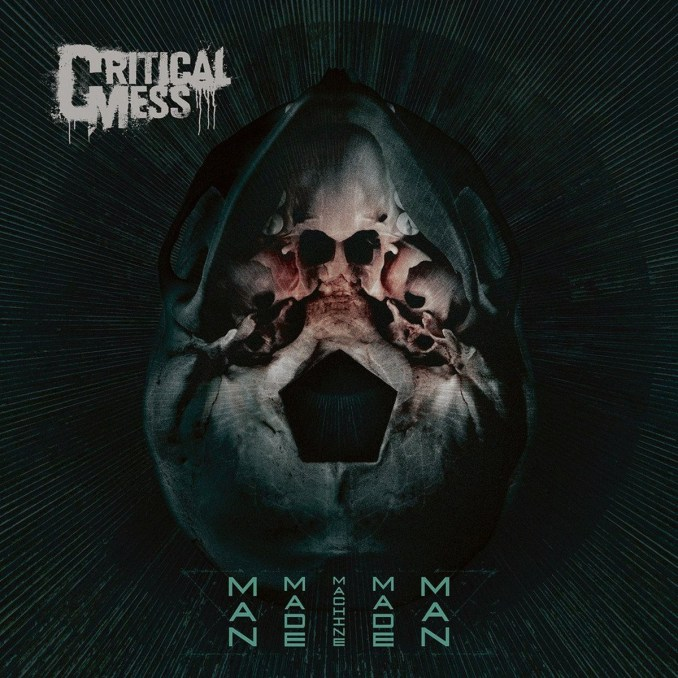 CD-Cover Critical Mess - Man Made Machine Made Man