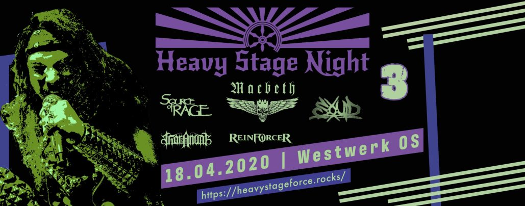 Heavy Stage Night 3 final