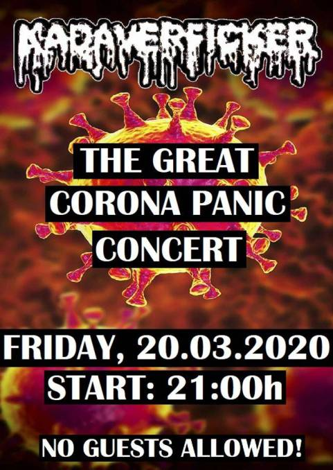 The Great Corona Panic Concert