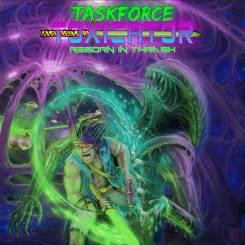 CD-Cover Taskforce Toxicator - Reborn in Thrash