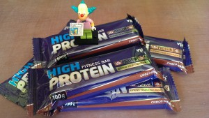 High Protein Fitness Bar (40g of protein)