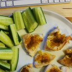 grilled-chicken-with-cucumber