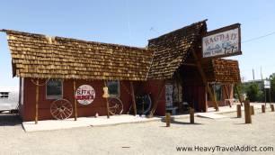Bagdad Café, Newberry Springs