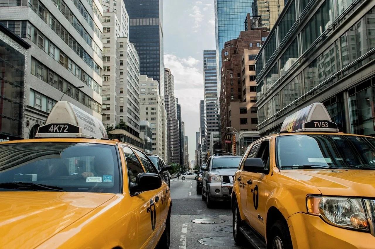 מוניות בניו יורק