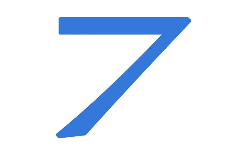 שבע 7
