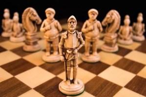המלך של השחמט
