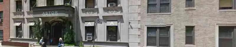 מלון אסטור ניו יורק
