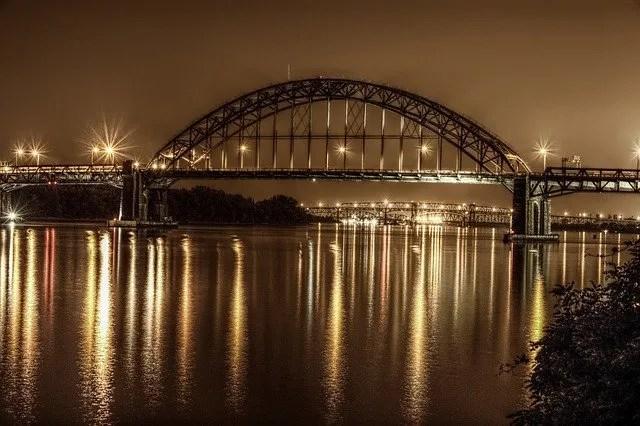 גשר בפילדלפיה