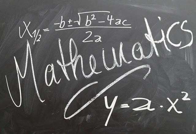 ישנם ארבעה כללים במתמטיקה של החיים