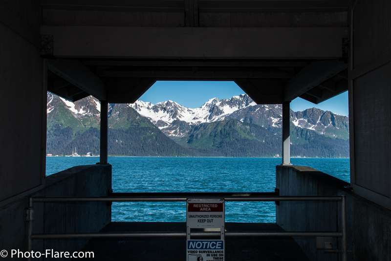 נופי בראשית באלסקה