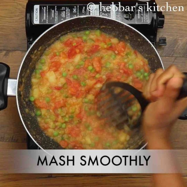 easy mumbai style pav bhaji recipe