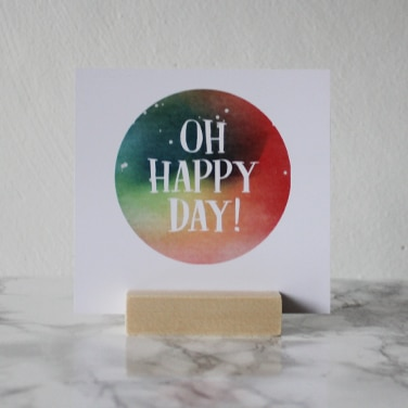 Happy quote kaarten set Hebbers