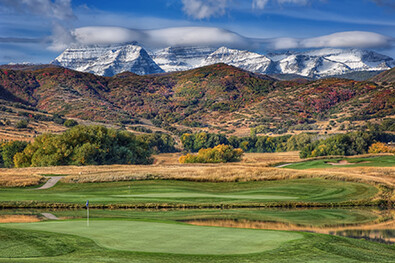 Soldier Hollow Golf Course