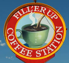 Fill'er Up Coffee Station