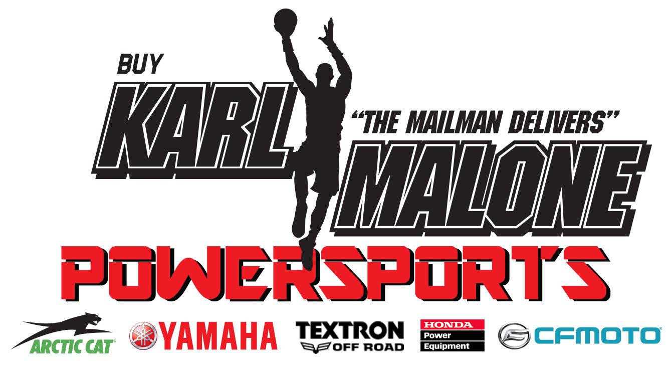Karl Malone Power Sports