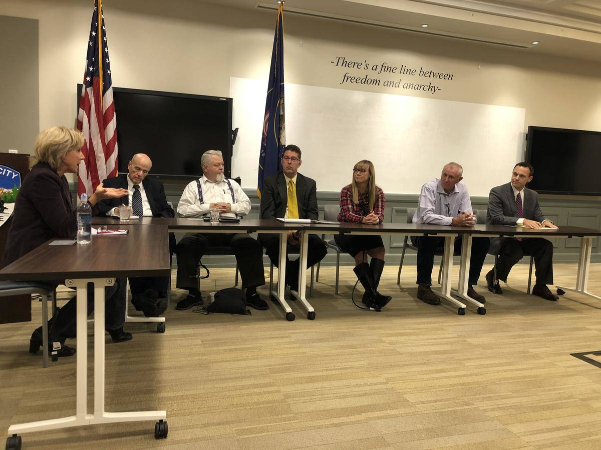 City Council Candidates Debate