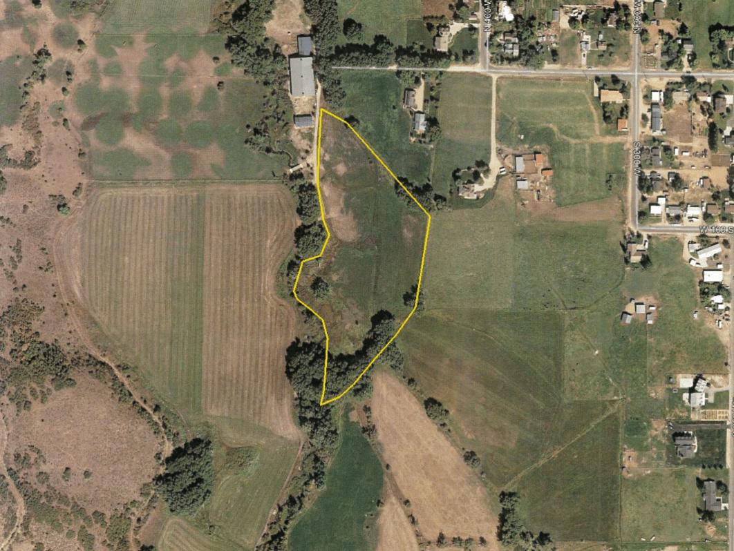 Map of Walker Farm