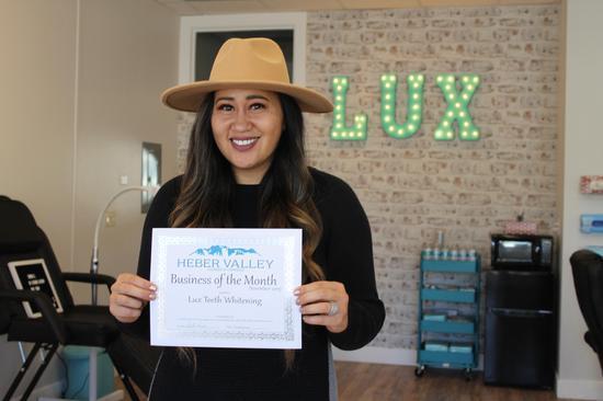 Lux Teeth Whitening