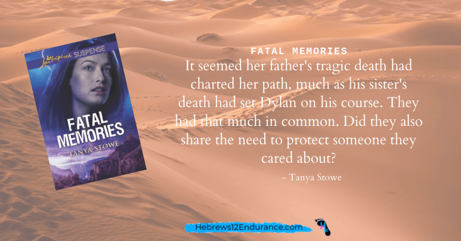 Fulfill your calling: Fatal Memories quote