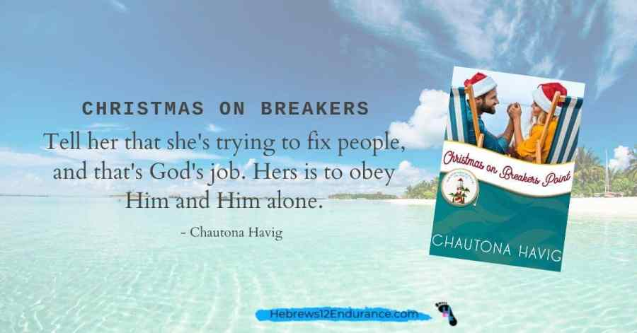 Christmas on Breakers Point quote