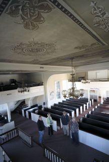 Hebron Lutheran Church in Madison, Virginia