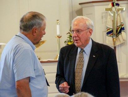 Hebron Lutheran Church 300th Anniversary 30 April 2017