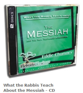 What the Rabbis Teach About the Messiah ~ CD