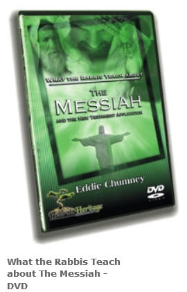 What the Rabbis Teach About the Messiah ~ DVD