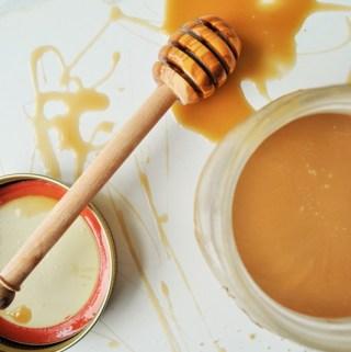 Easy 2 Ingredient Coconut Milk Caramel