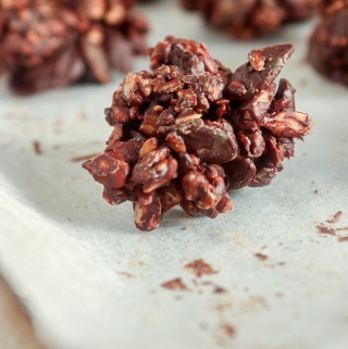 Super Seed Chocolate Clusters