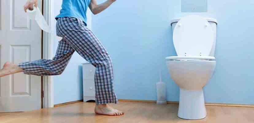 Diarrea liquida