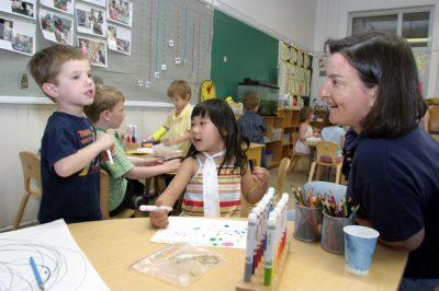 high-quality preschools