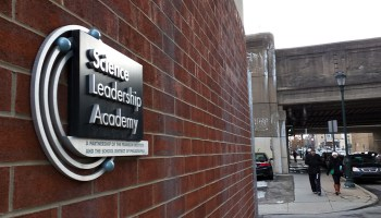 The Science Leadership Academy is a progressive science and technology high school in Philadelphia.