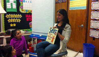 Fourth-grade bilingual teacher Kristin Pascuzzi has embedded more science and informational texts into her language arts and literacy instruction.