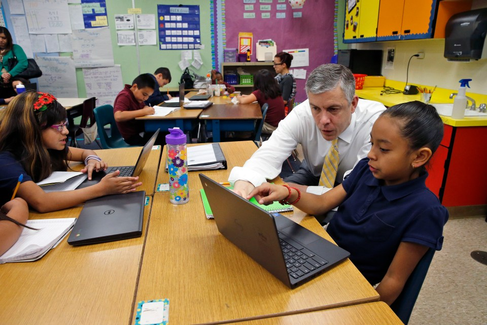 Obama education secretary