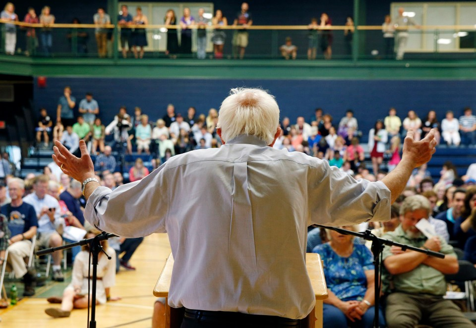 Bernie Sanders' free college plan